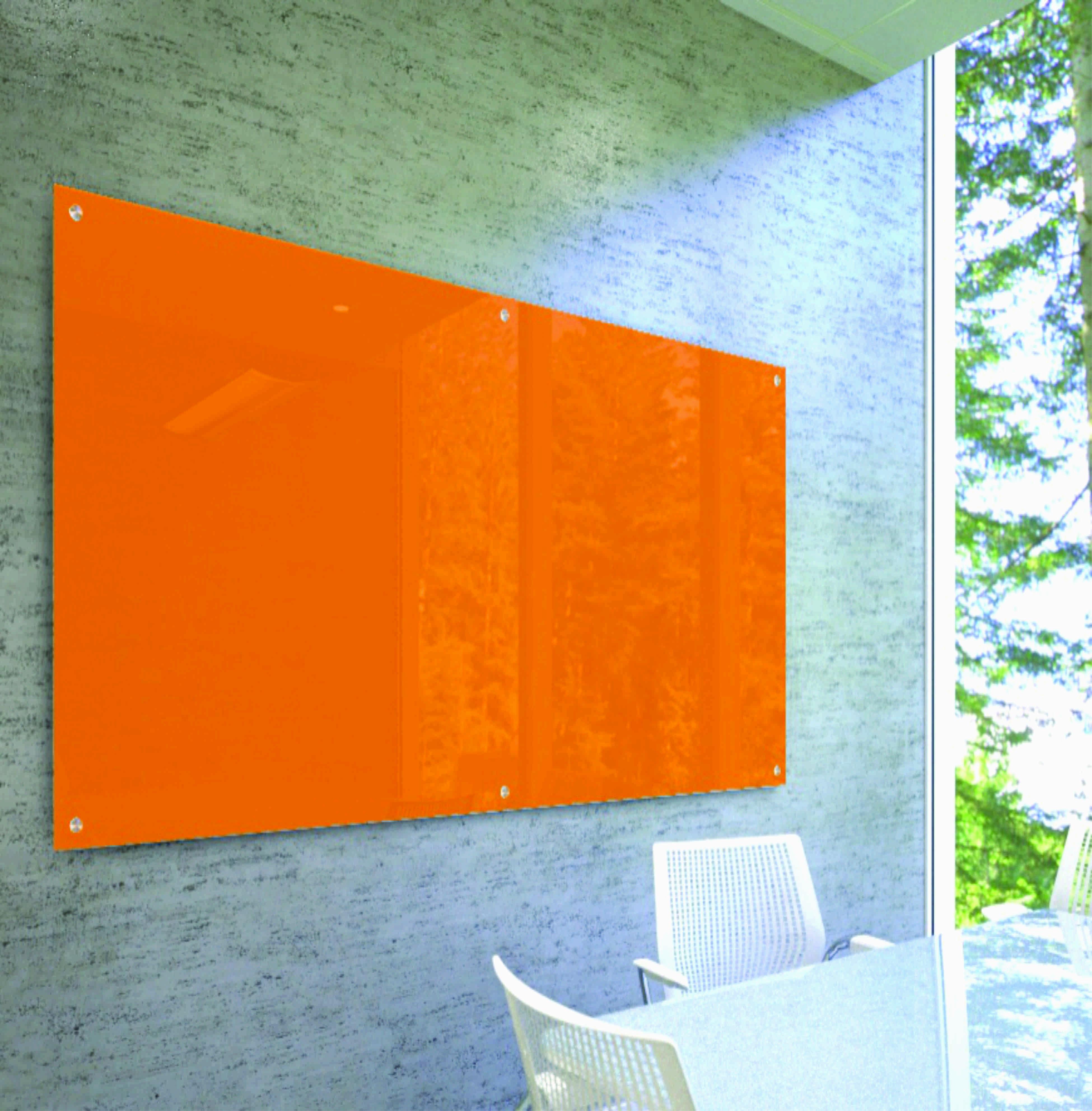 papan tulis kaca glassboard